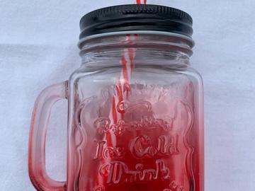 Sell: 16oz Mason Jar Mugs