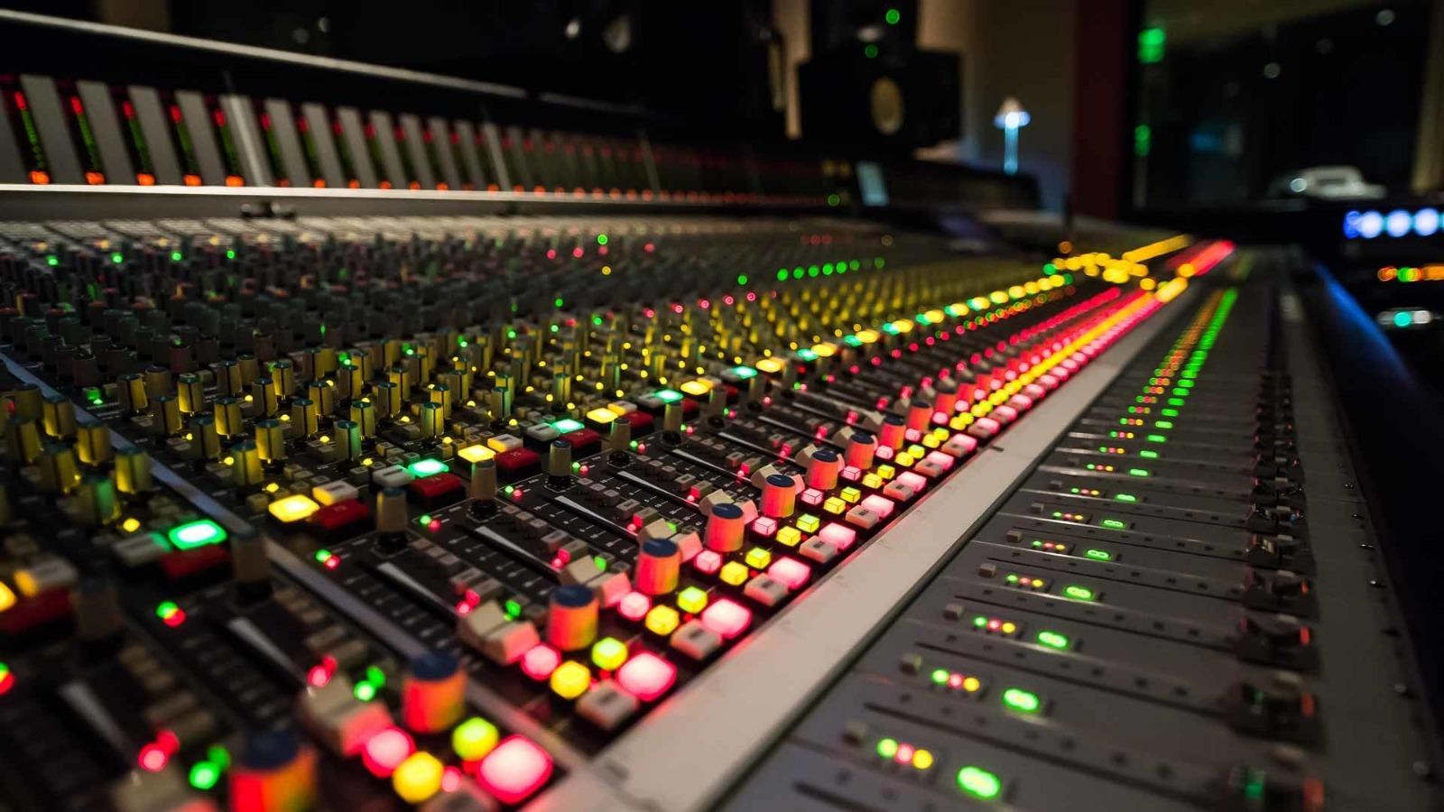 Producción Músical/Diseño de audio