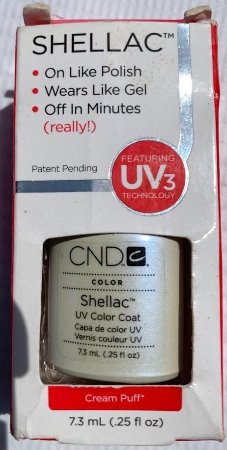 CND Shellac UV Color Coat