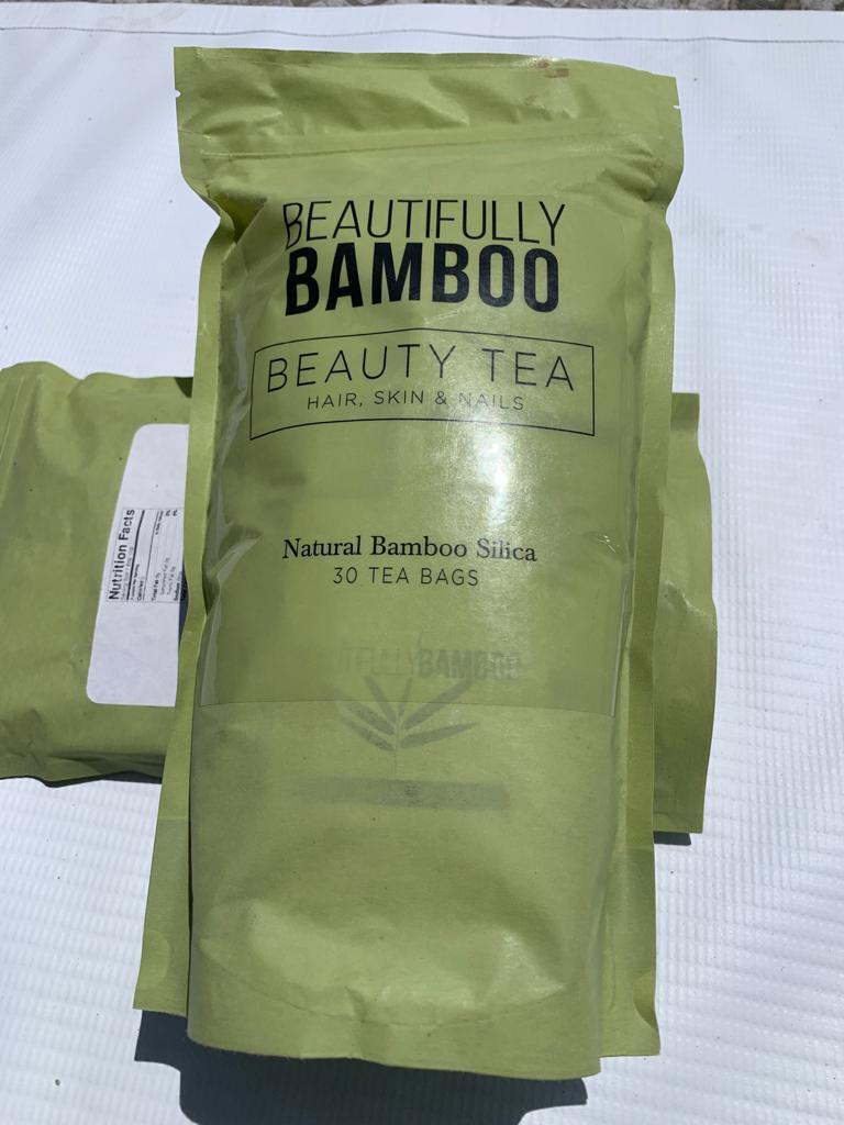 Beautifully Bamboo Beauty Tea