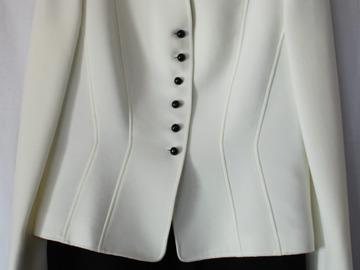 Sell: Black/White Tahari Suit (size 12)