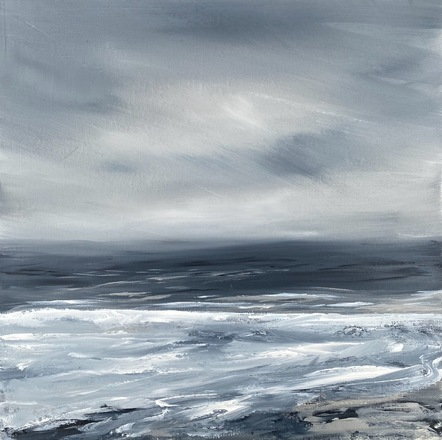 Selling: Monochrome seascape