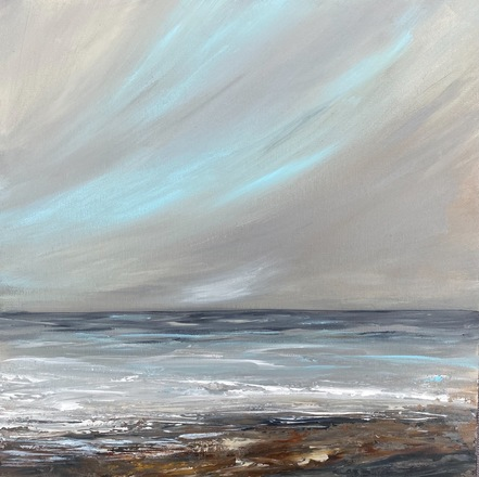 Selling: Early morning sea 1