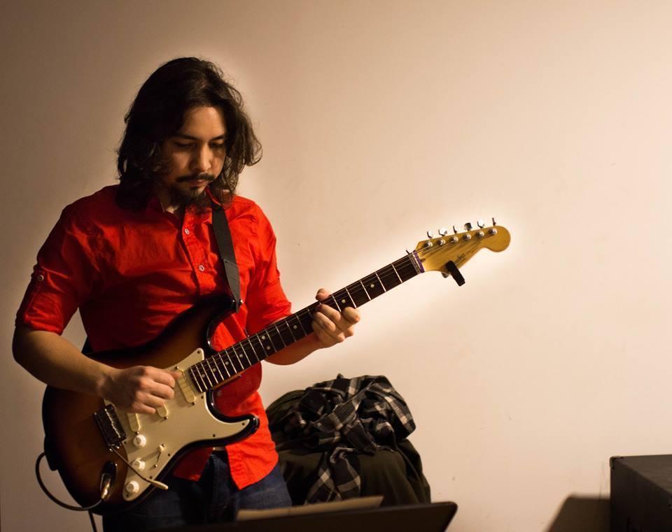 Grabacion Guitarras Inline