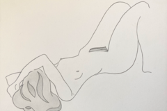 Selling: Line Drawing