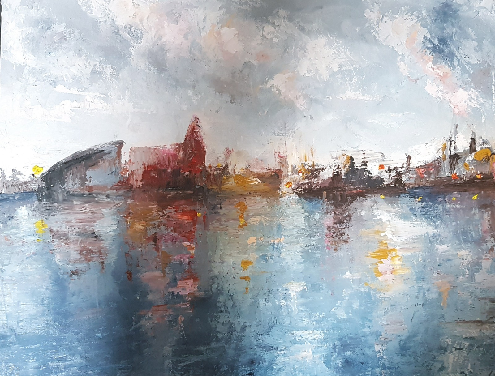 Cardiff Bay - composition no.1
