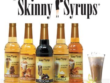 Jordan's Skinny Syrups - Sugar Free