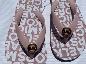 Sell: Michael Kors Slippers (size 7)