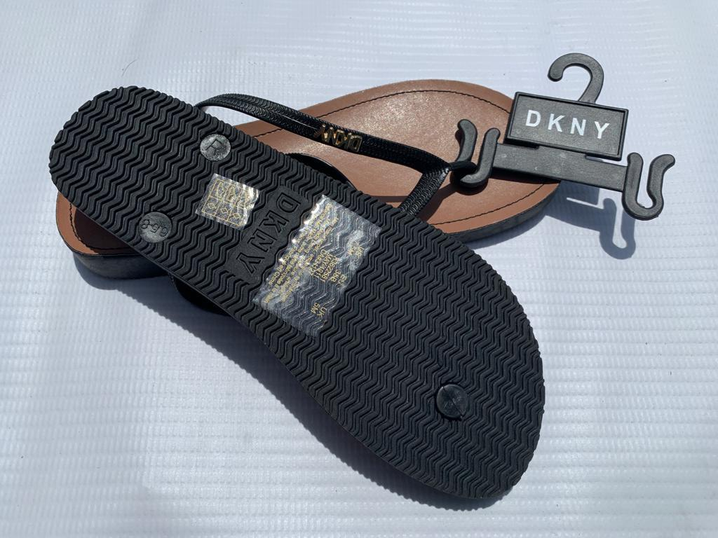 DKNY Slippers (size 7.5)