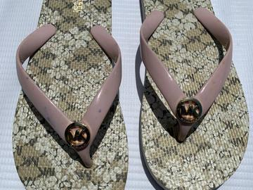 Sell: Michael Kors Slippers (size 8)
