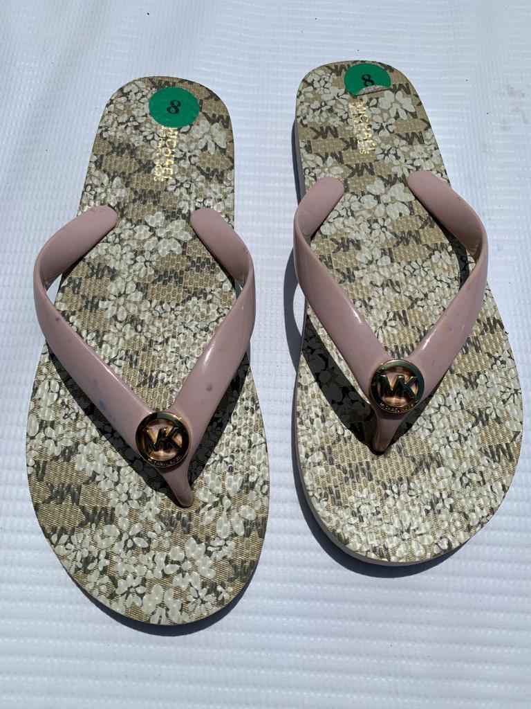 Michael Kors Slippers (size 8)