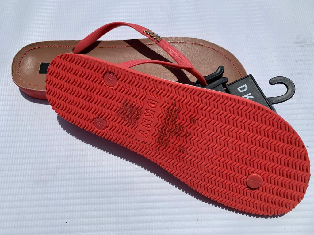 DKNY Slippers (size 7)