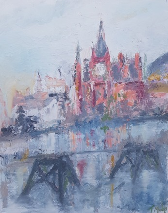 Selling: Cardiff Bay - composition no.2