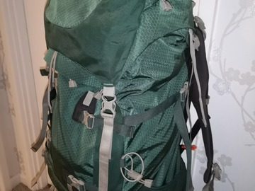Selling: Lowe Alpine Cerro Torre 65:85L Hiking Backpack