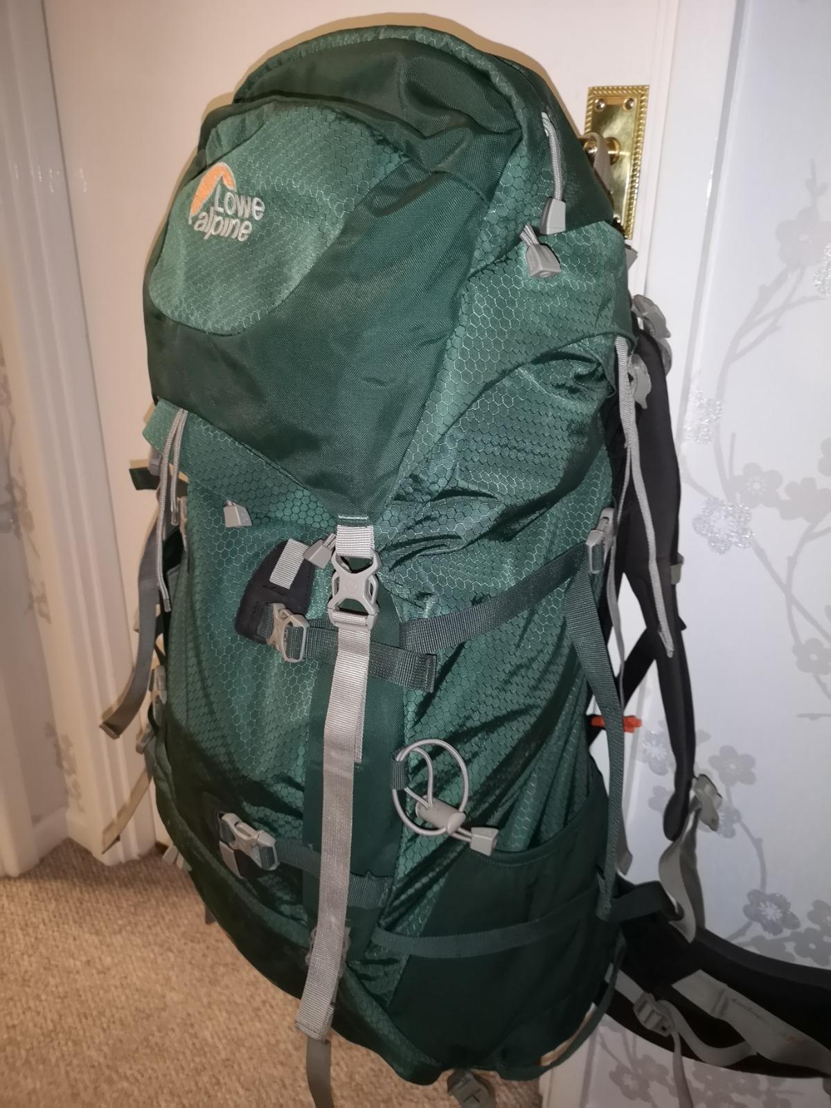 Lowe Alpine Cerro Torre 65:85L Hiking Backpack
