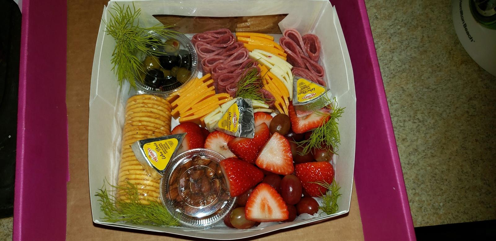 Gourmet Graze Boxes