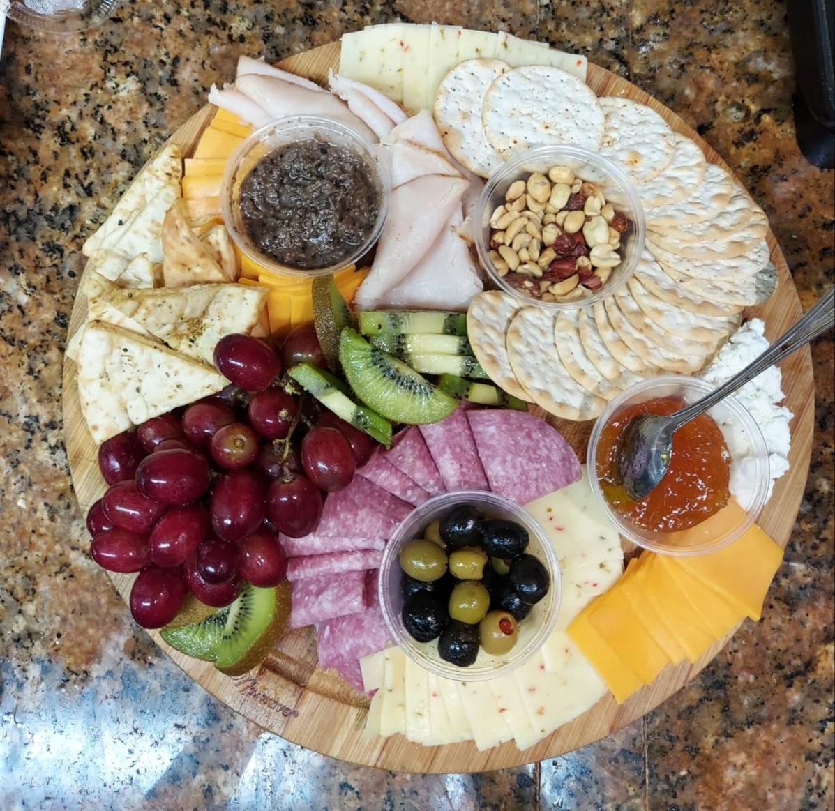 Gourmet Graze Boards/Platters