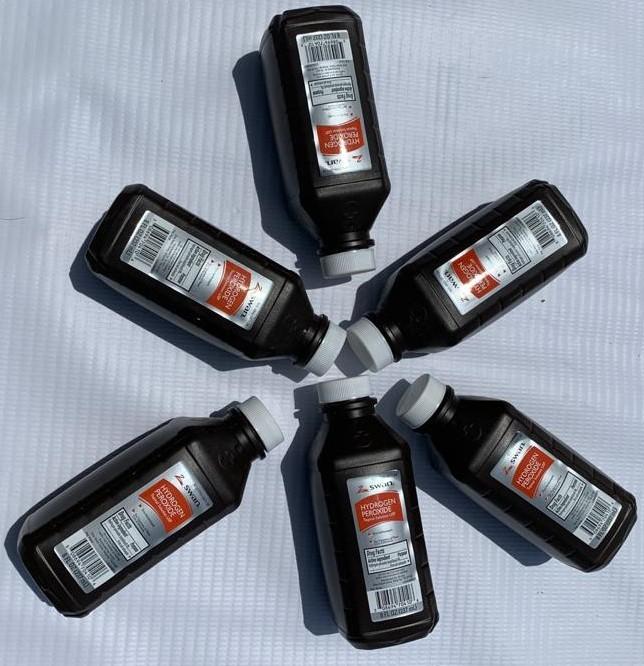 Hydrogen Peroxide (8 oz)