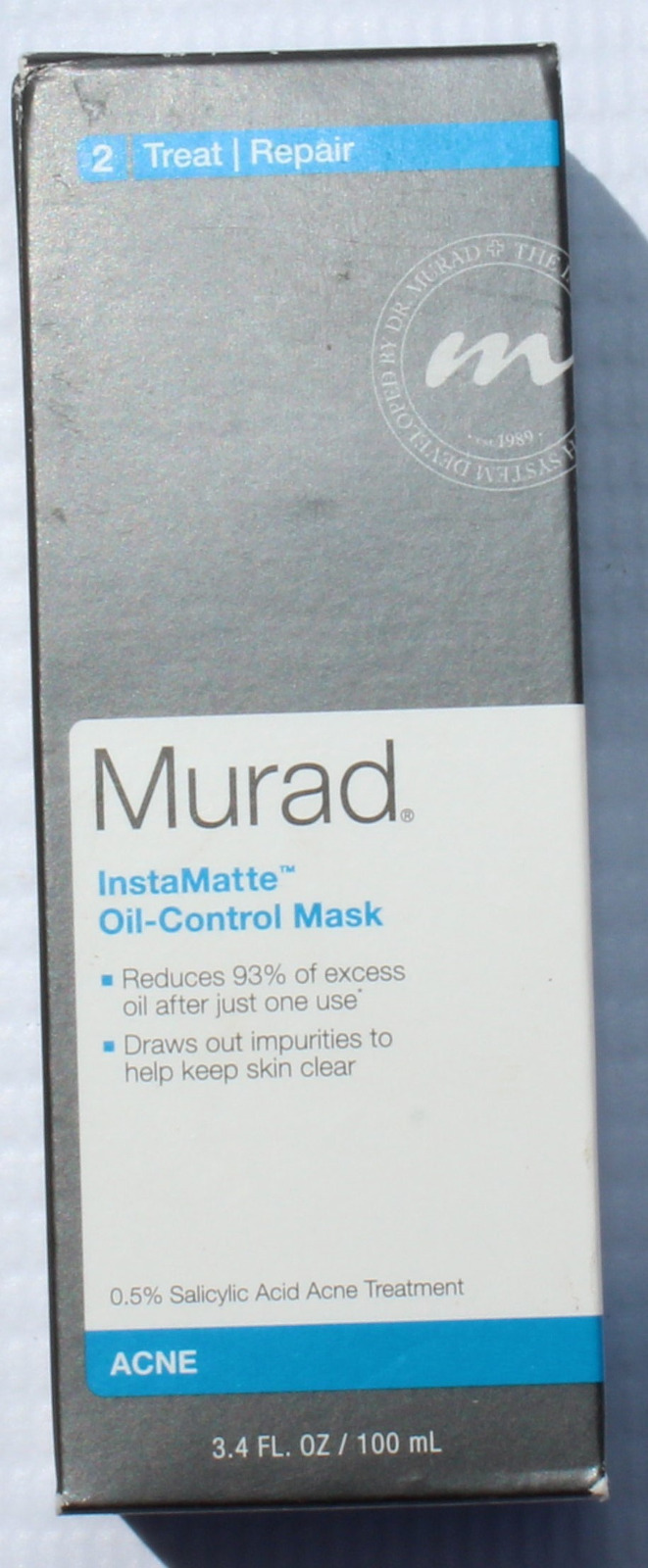 Instamatte Oil Control Mask
