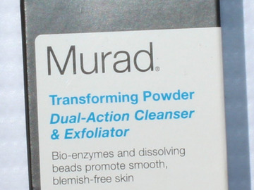 Transforming Powder Dual Action Cleanser & Exfoliator