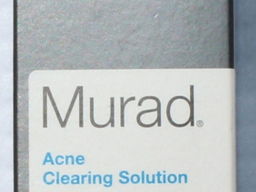 Sell: Acne Clearing Solution