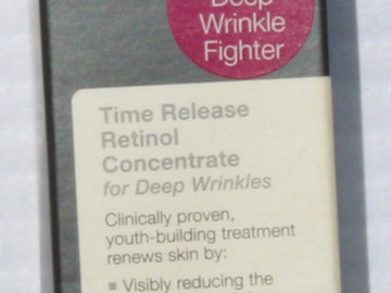 Sell: Time Release Retinol Concentrate For Deep Wrinkles