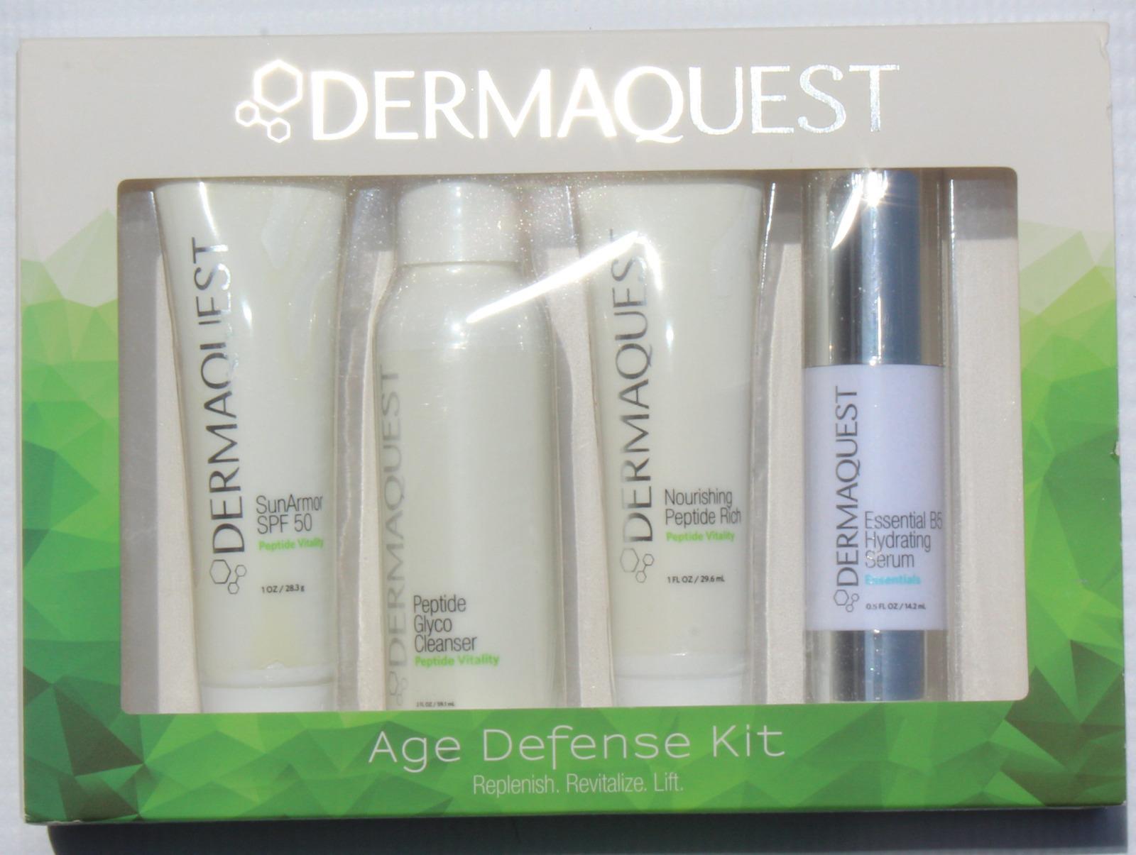 Dermaquest Age Defense Kit