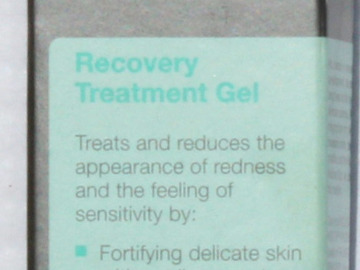 Sell: Recovery Treatment Gel