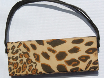 Sell: Leopard Print Purse