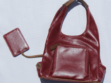 Sell: Burgundy Nine West Purse