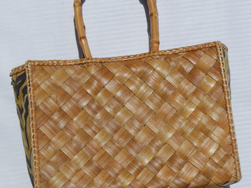 Sell: Straw Handbag