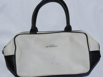 Sell: White Givenchy Handbag