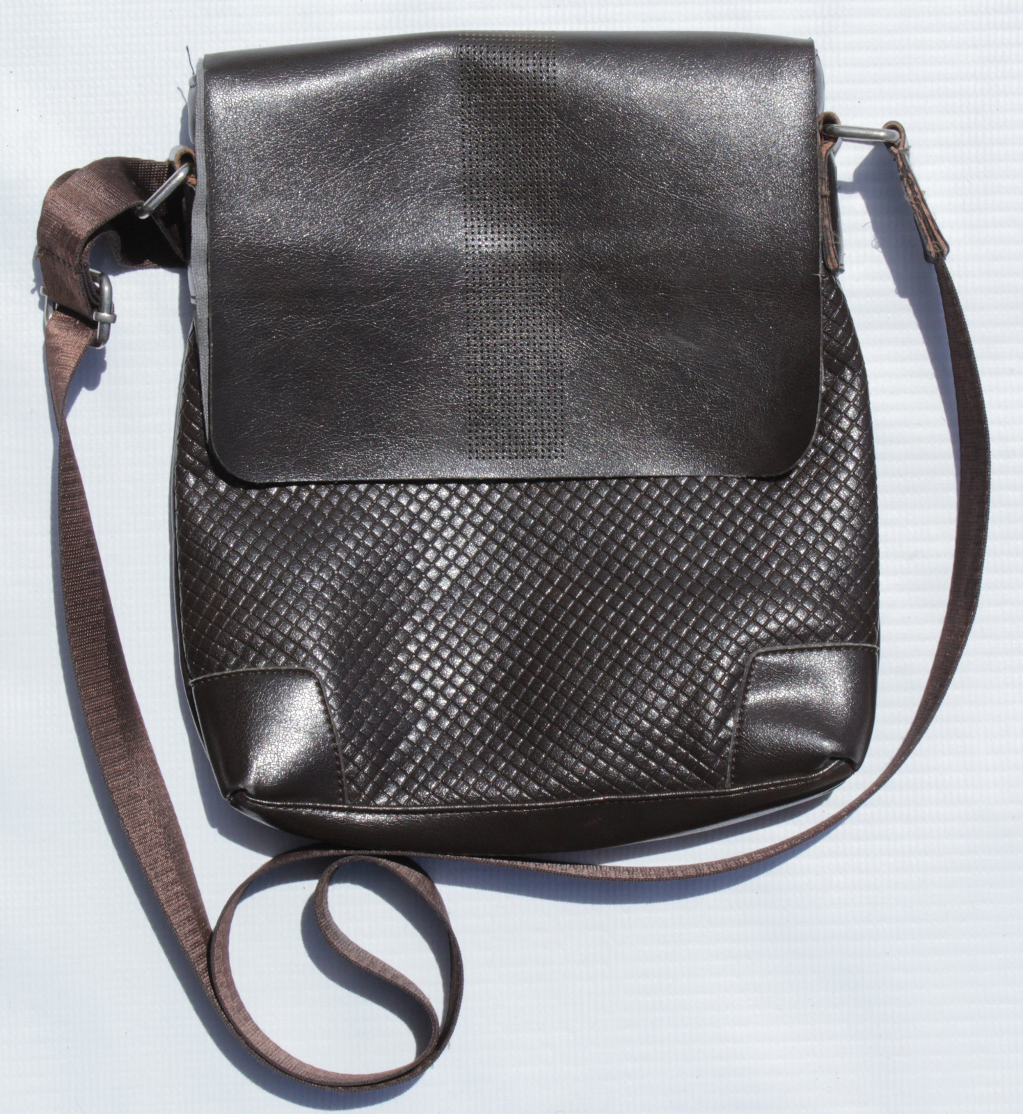Coco Leather Purse