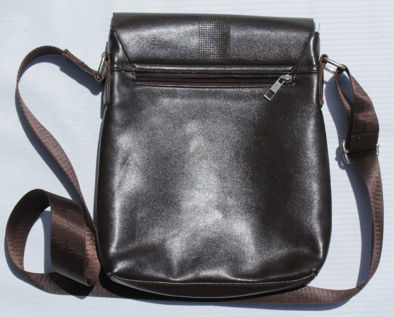 Coco Leather Purse