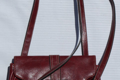 Sell: Red Leather Purse