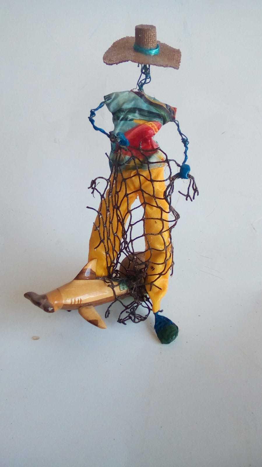 Shark in My Net
