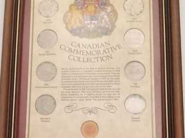 Sell: Canadian Commemorative Collections Sets