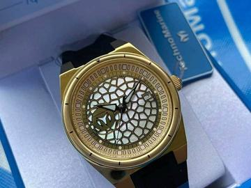 Sell: Black and Gold Technomarine