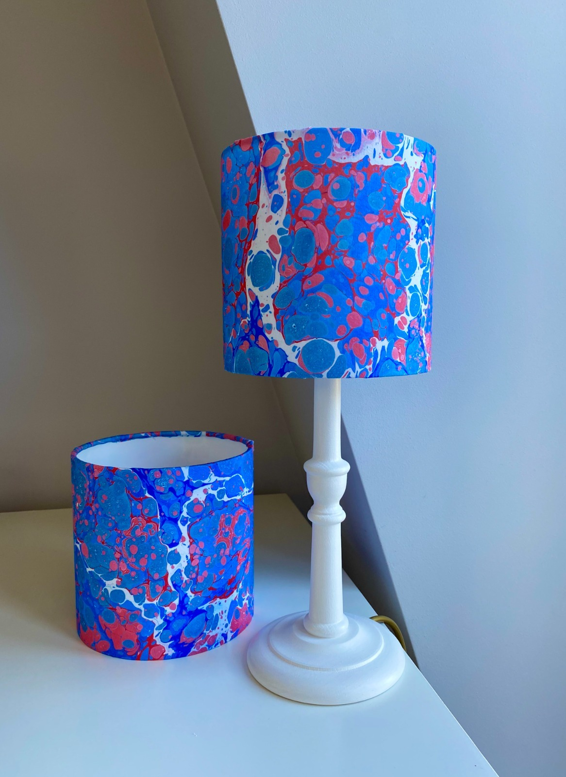 Pair of Red Sea Marbled Shades