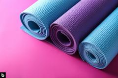 Sell: Beautiful Color Exercise Mats