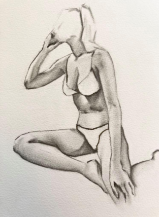 Selling: Figure Drawing