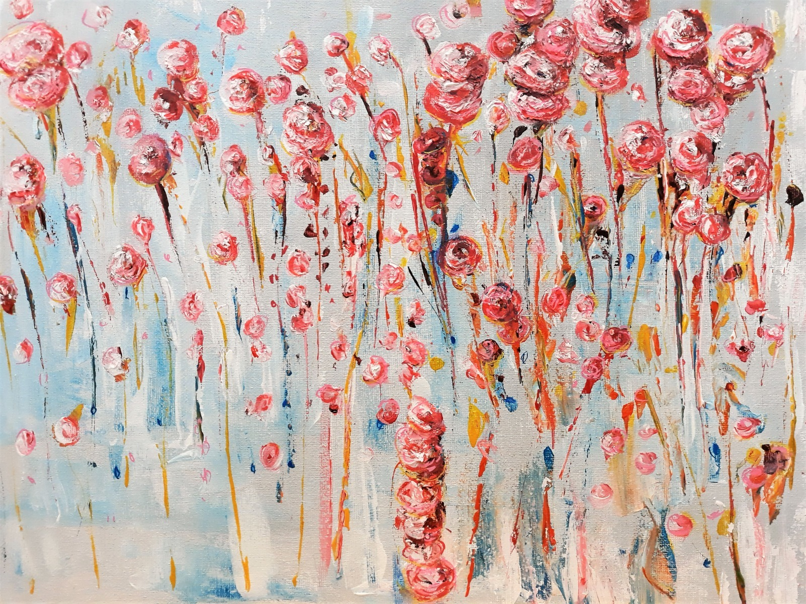 A Floral Frenzy