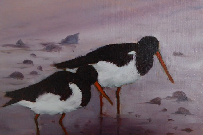 Selling: The Oystercatchers