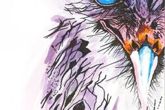 Selling: 'Scruffy Bird'