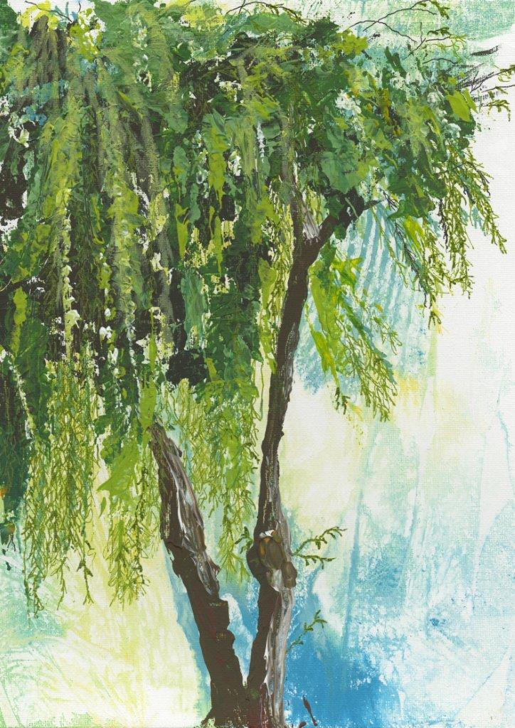 'The Weeping Willow'