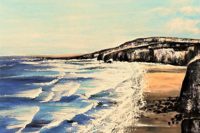 North Cornwall Sea