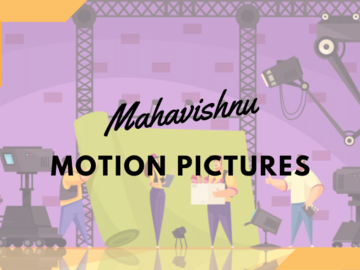 Sell: Need Investment for Mahavishnu Motion Pictures Private Limited
