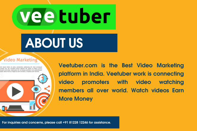 Need Investment for VEETUBER INDIA PRIVATE LIMITED