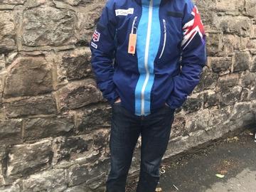 Selling: Goldwin Team GB Ski Jacket