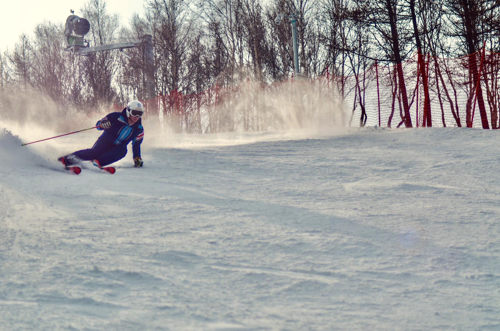Goldwin Team GB Ski Jacket